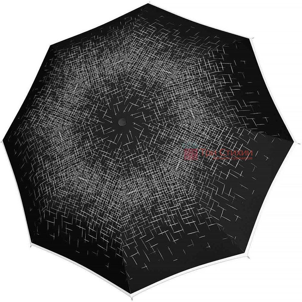 Зонт складной Doppler Carbonsteel 744865P01 автомат Черный, Цвет: Черный, фото