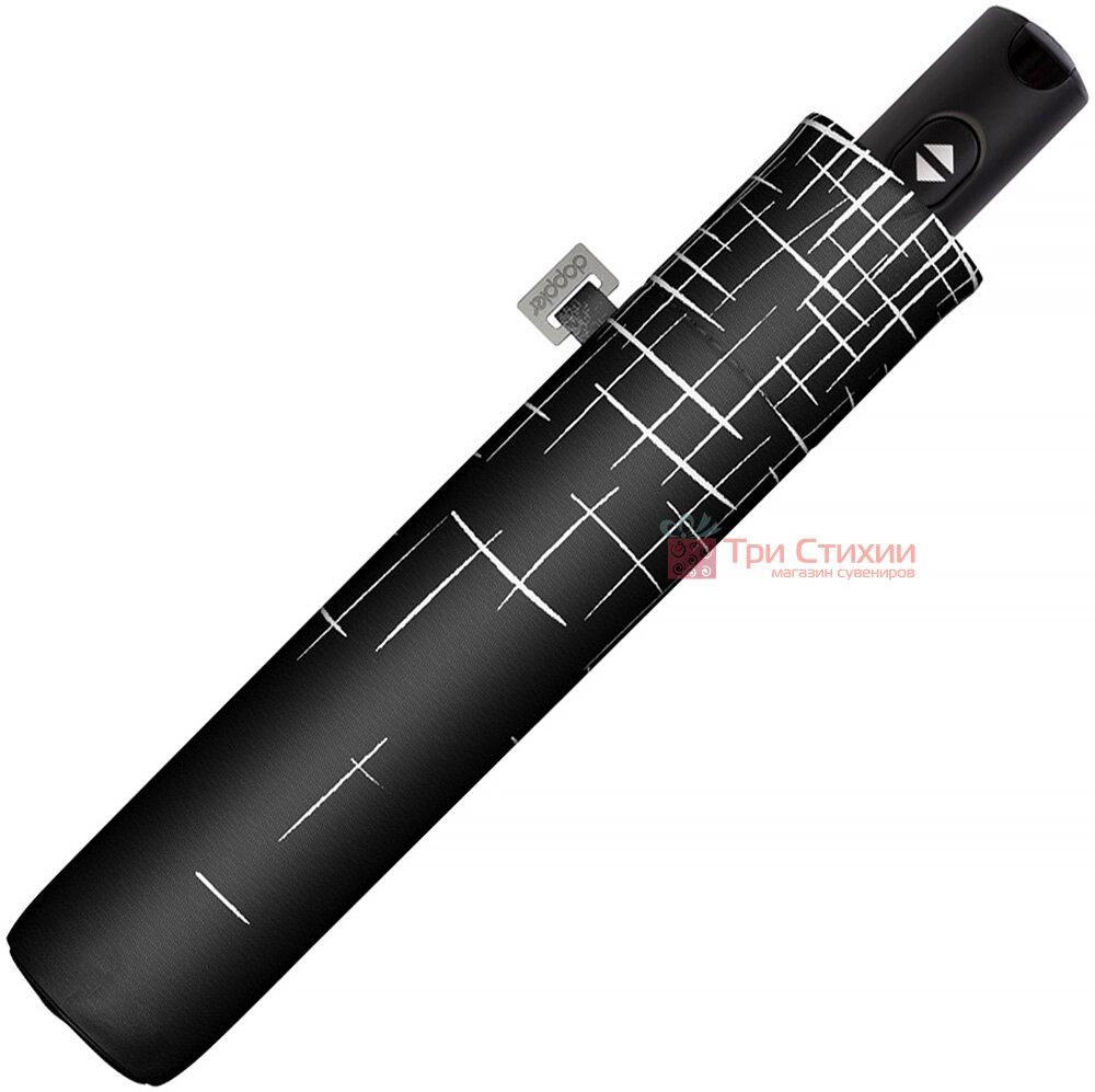 Зонт складной Doppler Carbonsteel 744865P01 автомат Черный, Цвет: Черный, фото 2
