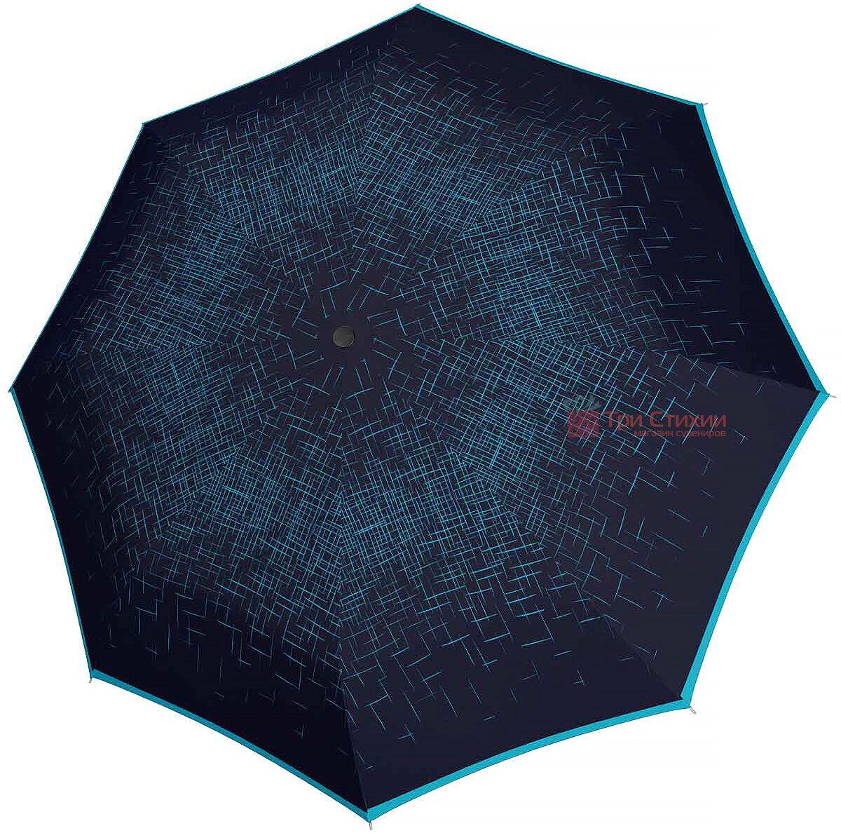 Зонт складной Doppler Carbonsteel 744865P03 автомат Синий, Цвет: Синий, фото