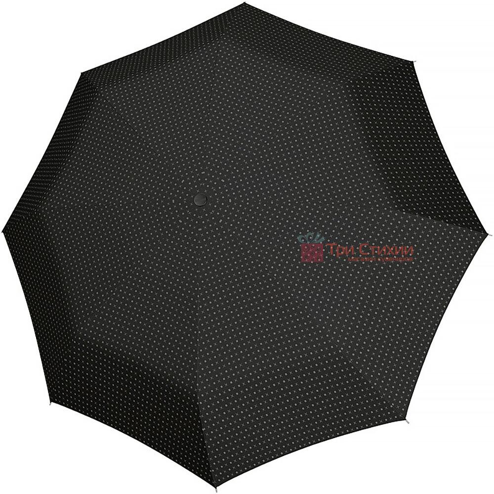 Зонт складной Doppler Carbonsteel 744867F01 полный автомат Черный, фото