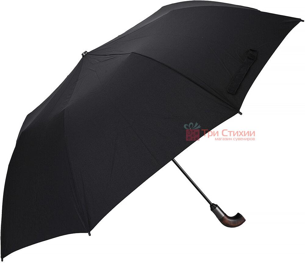 Зонт складной Doppler XL 74566 полный автомат Черный, фото