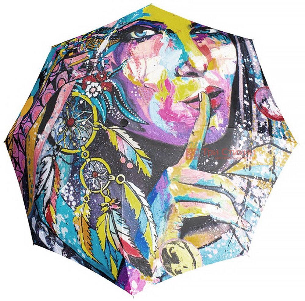 Зонт складной Doppler 74615712 автомат Ловец Снов, фото 2