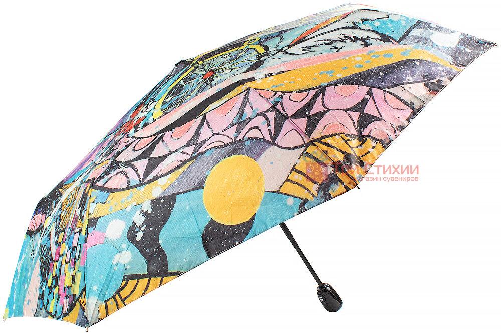 Зонт складной Doppler 74615712 автомат Ловец Снов, фото 3