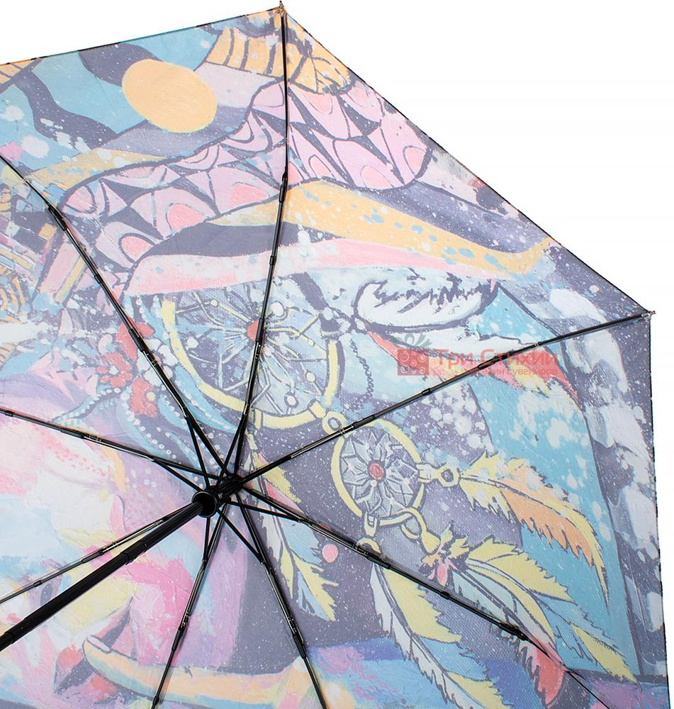 Зонт складной Doppler 74615712 автомат Ловец Снов, фото 4
