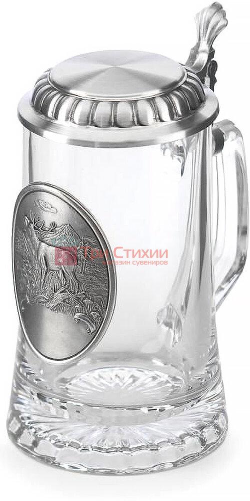 Кружка пивная Artina SKS Олень 500 мл (93332), фото