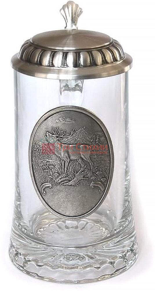 Кружка пивная Artina SKS Олень 500 мл (93332), фото 2