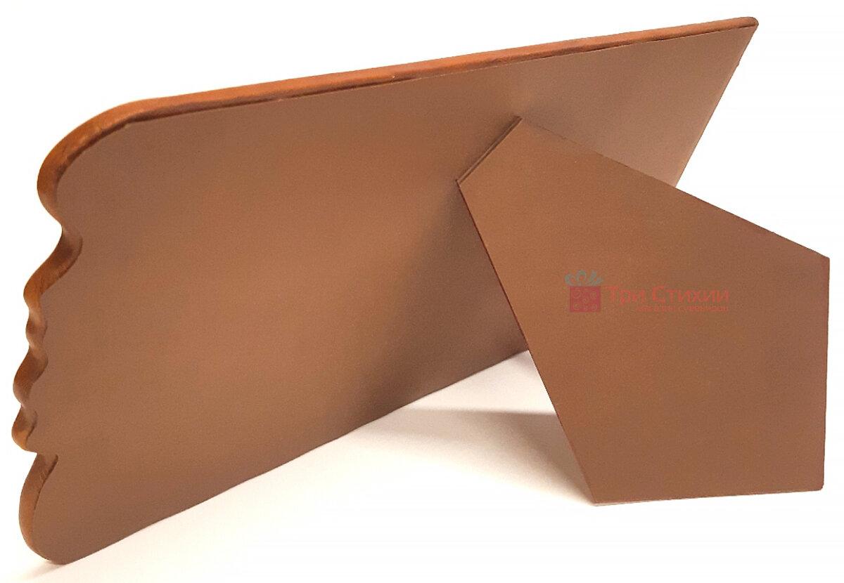 Рамка для фото Макей Золота рибка шкіряна (519-08-03), фото 4