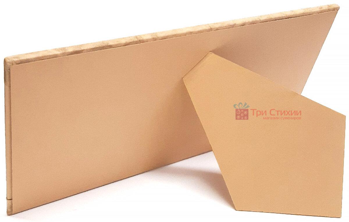 Рамка для фото Макей кожаная Свадебная (519-08-06), фото 4