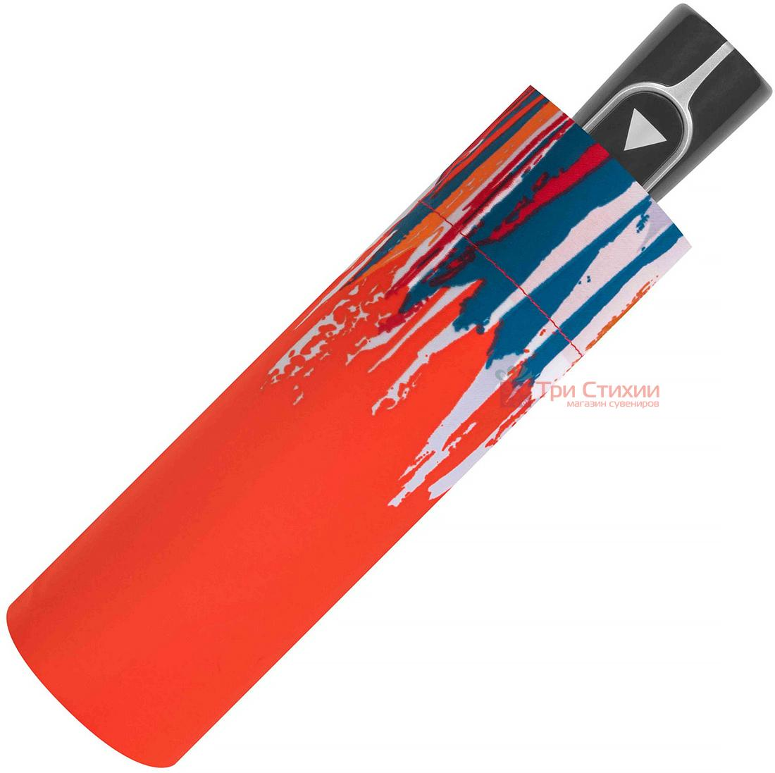 Зонт складной Doppler 7301652903-2 полуавтомат Оранжевый, Цвет: Оранжевый, фото 2