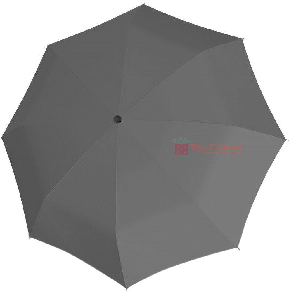 Зонт складной Doppler 7441463DGR автомат Серый, фото