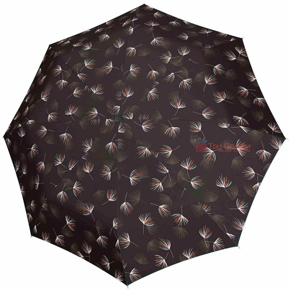 Зонт складной Doppler 7441465DE03 полный автомат Коричневый, фото