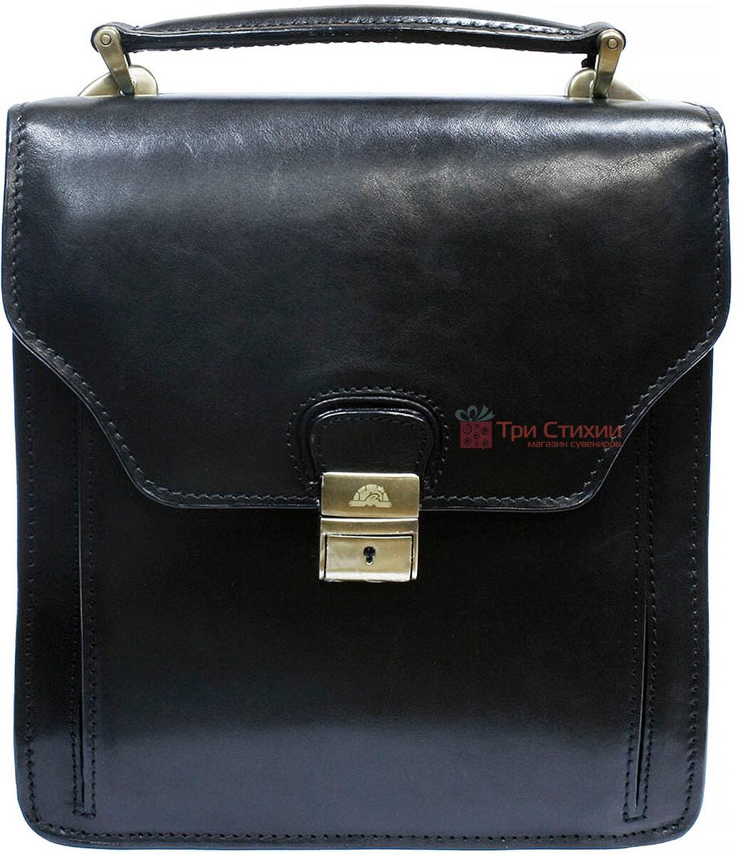 Сумка-планшет Tony Perotti Italico 8265-it Чорна, фото 2