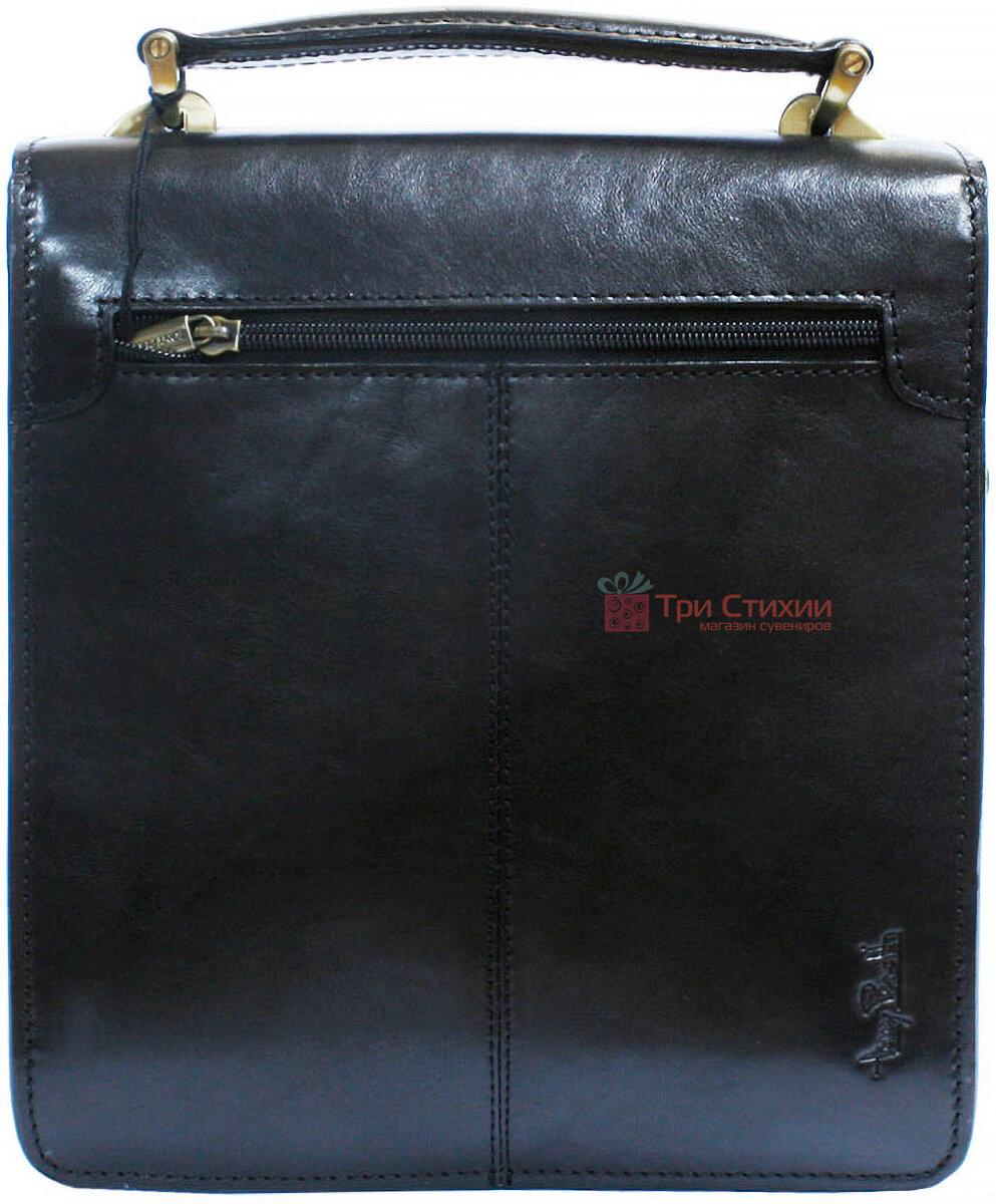 Сумка-планшет Tony Perotti Italico 8265-it Чорна, фото 3