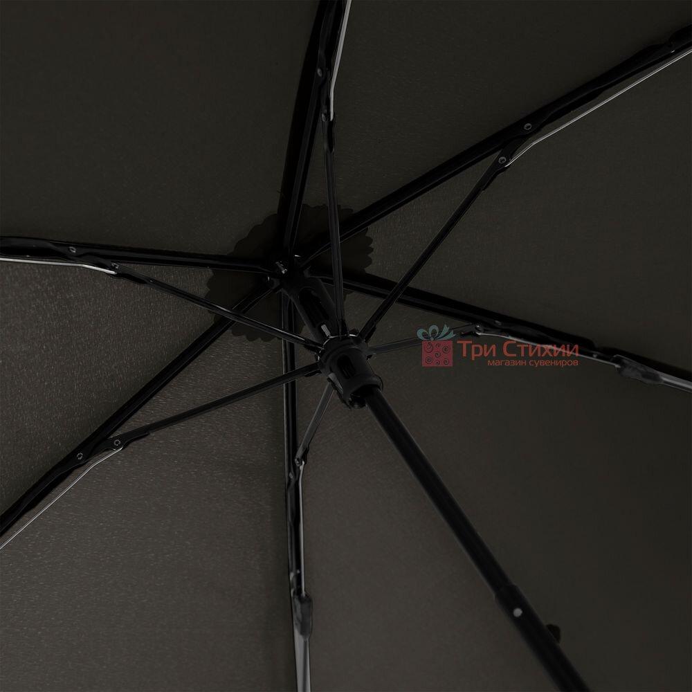 Парасолька складана Doppler ZERO 99 механічна 71063DSZ Чорна, фото 4