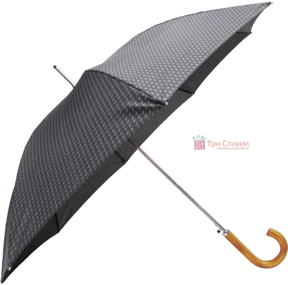 Зонт-трость Doppler 740167-5 полуавтомат Паркет, фото 3