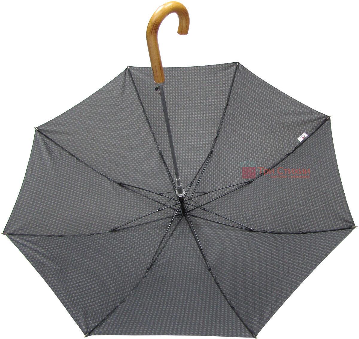 Зонт-трость Doppler 740167-5 полуавтомат Паркет, фото 4