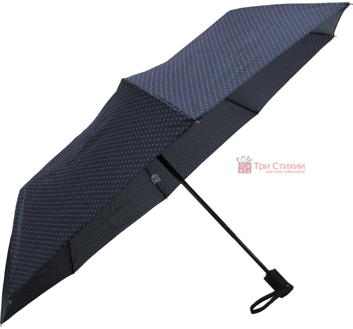 Зонт складной Doppler Carbonsteel 744865DT02 автомат Синий, фото 3