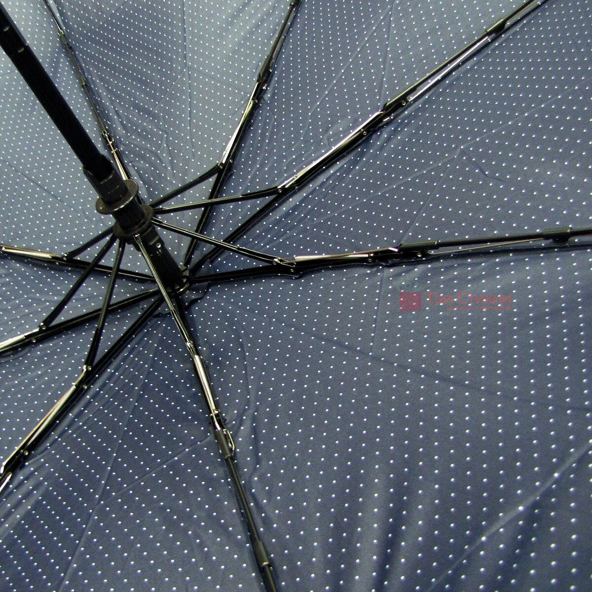 Зонт складной Doppler Carbonsteel 744865DT02 автомат Синий, фото 4