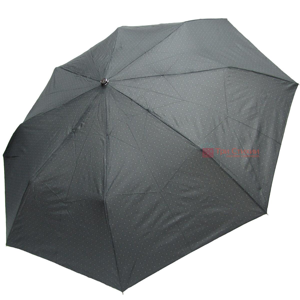 Зонт складной Doppler 74667G-1 полный автомат Ромбы, фото 2