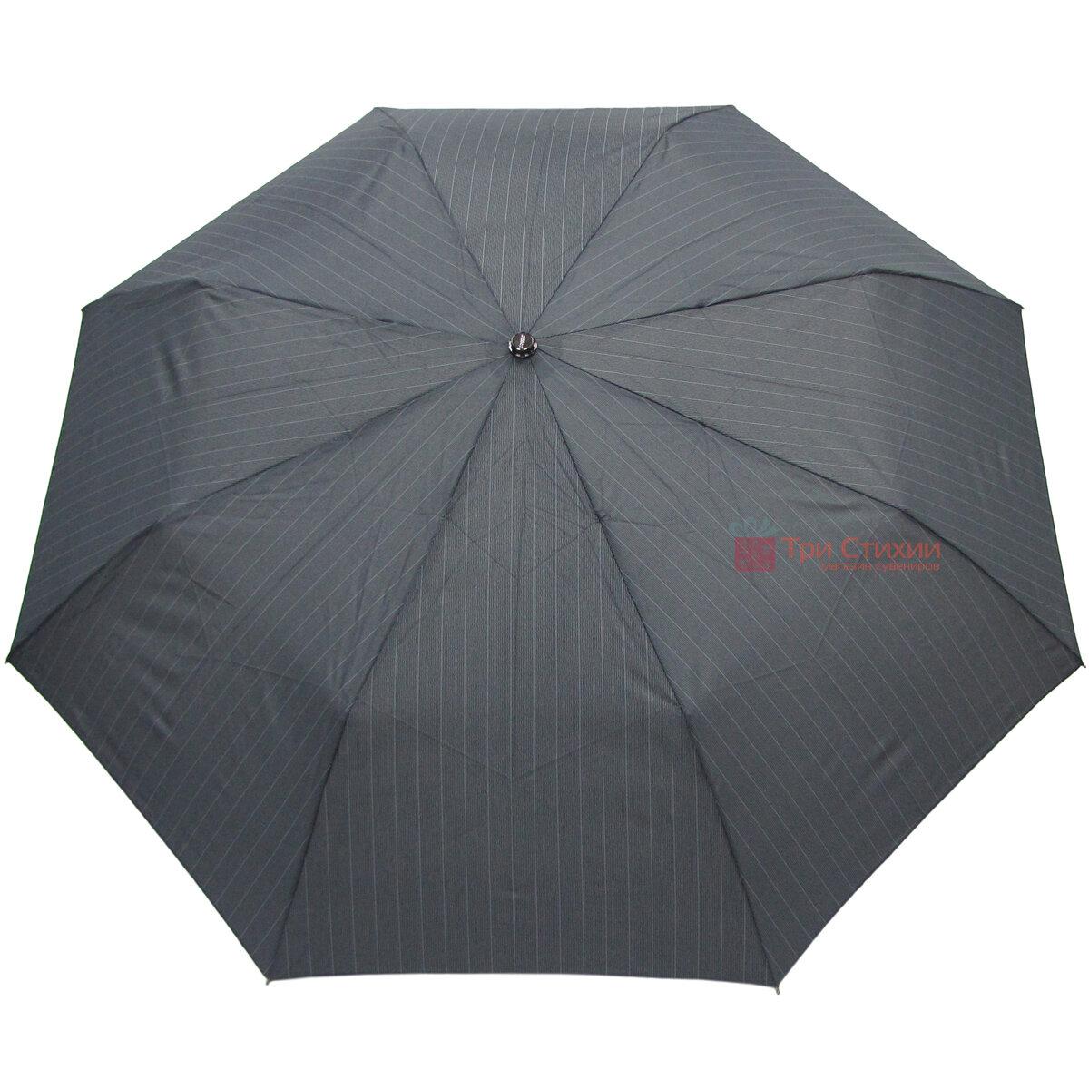 Зонт складной Doppler 74667G-2 полный автомат Широкая полоска, фото