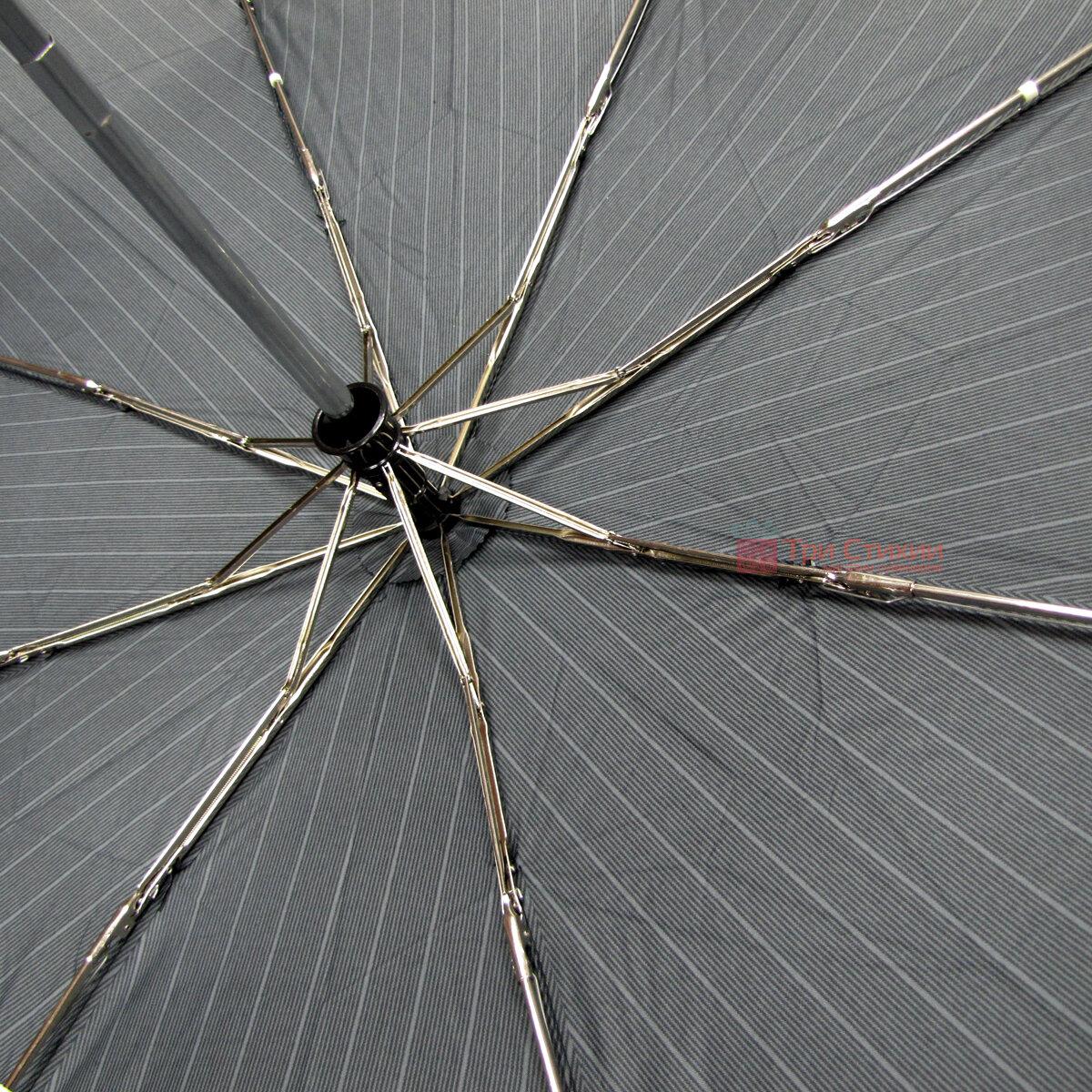 Зонт складной Doppler 74667G-2 полный автомат Широкая полоска, фото 2