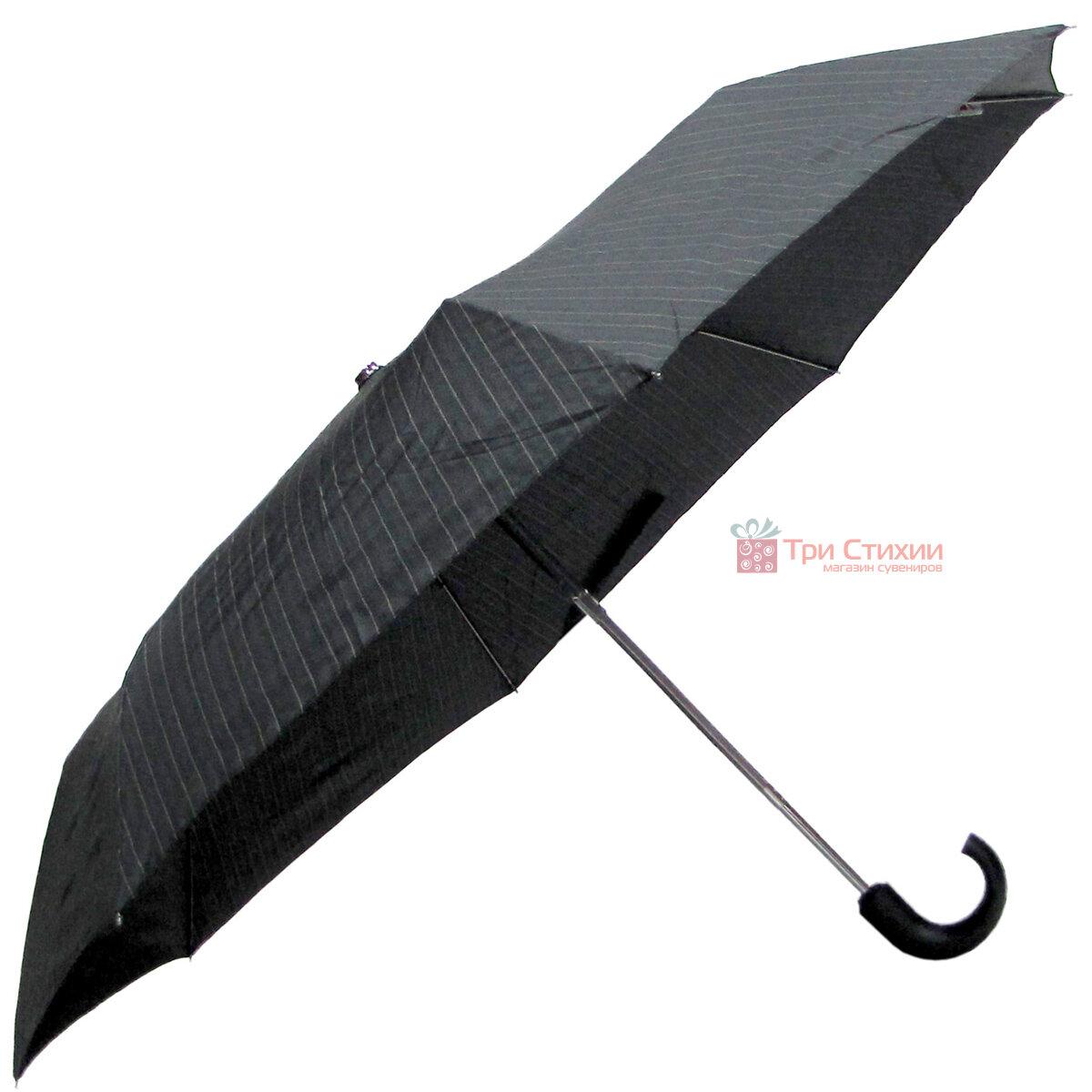 Зонт складной Doppler 74667G-3 полный автомат Узкая полоска, фото