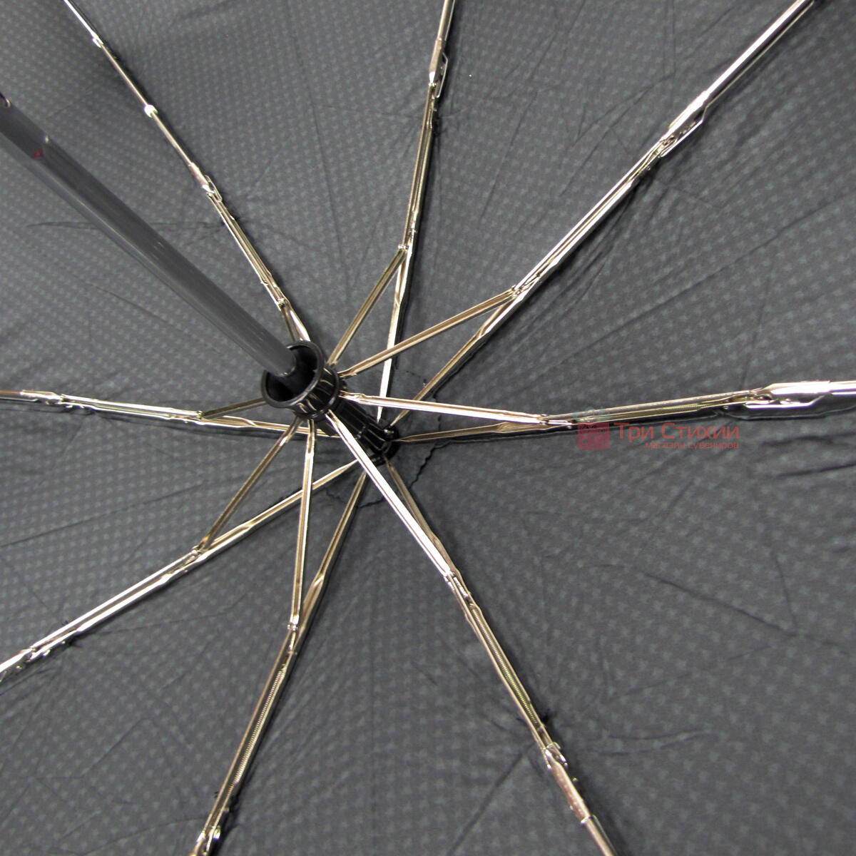 Зонт складной Doppler 74667G-5 полный автомат Лапки, фото 4