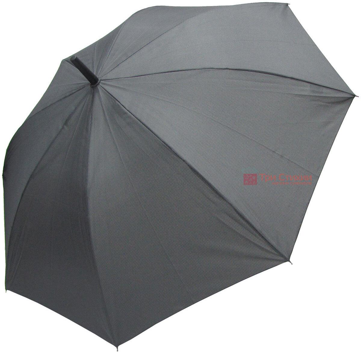 Зонт-трость Derby 77167P-3 полуавтомат Мелкая клетка, фото