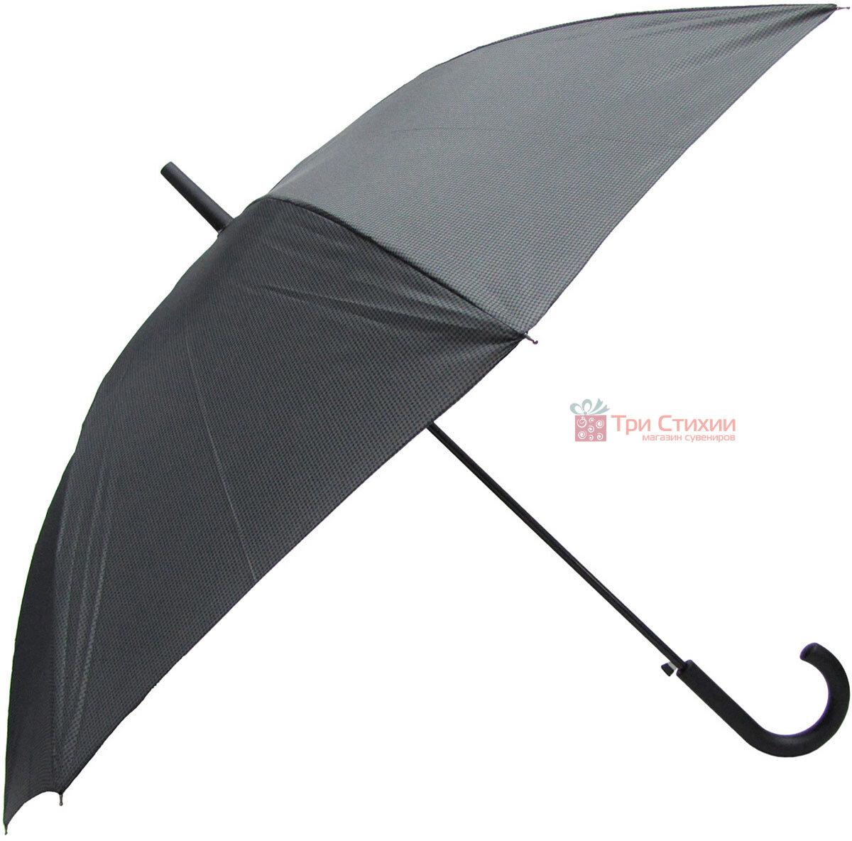 Зонт-трость Derby 77167P-3 полуавтомат Мелкая клетка, фото 2