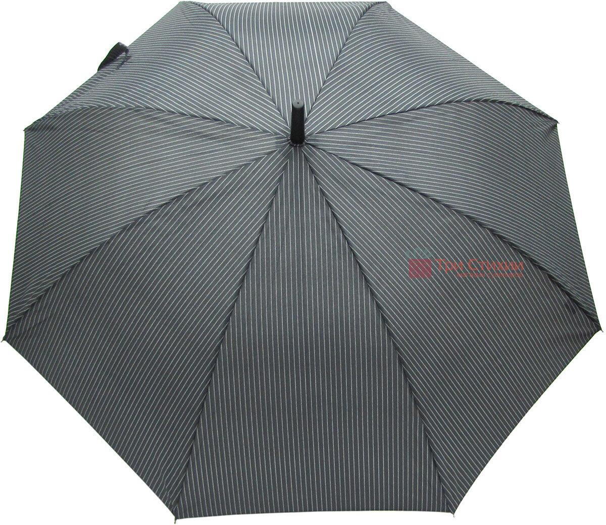 Зонт-трость Derby 77167P-4 полуавтомат Полоска, фото 2