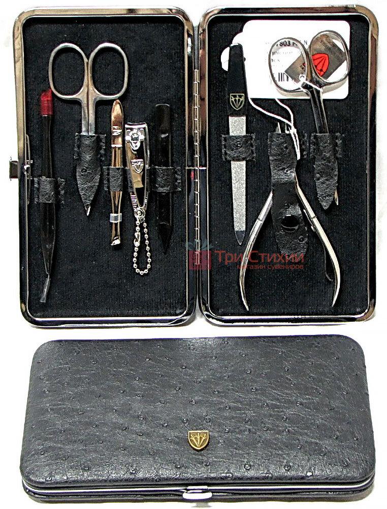 Набір Kellermann 8 предметів 7803 (P N CUT) Чорный, фото