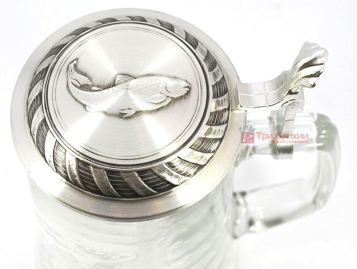 Кружка пивная Рыба Artina SKS 500 мл (93337), фото 3