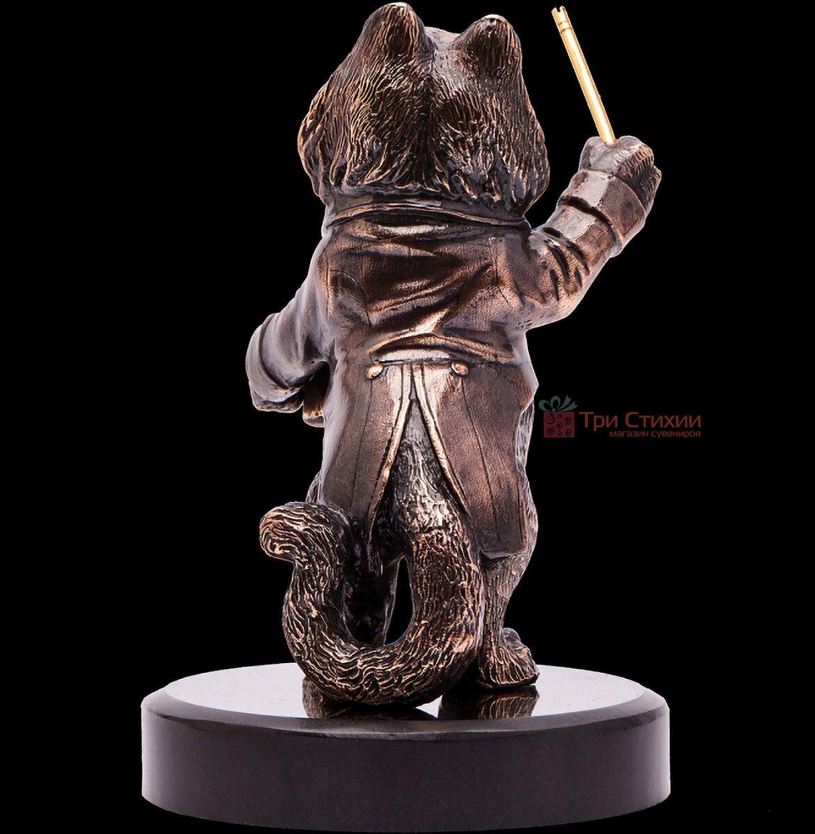 Статуэтка из бронзы «Лови удачу» Vizuri (Визури) C01, фото 4