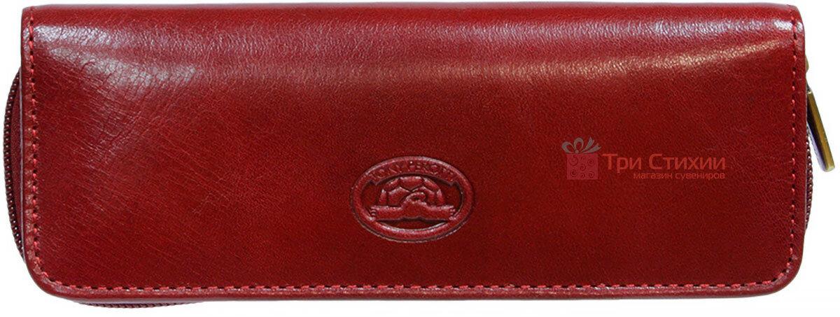 Футляр Tony Perotti Italico 2571-it rosso Червоний, Колір: Червоний, фото 3