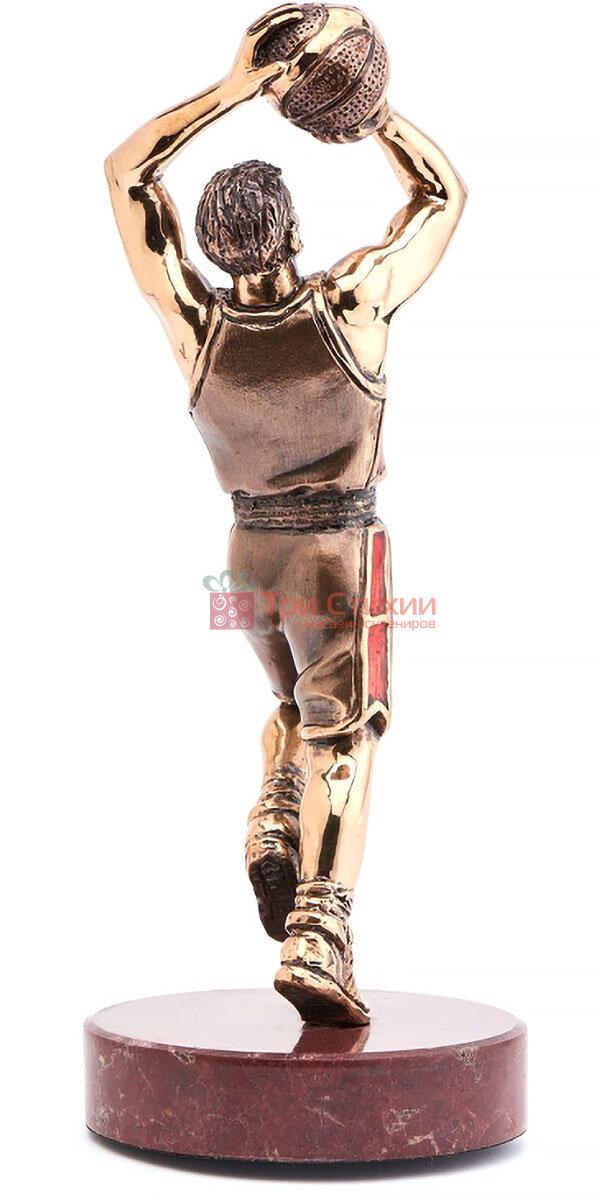 Статуетка з бронзи «Баскетболіст» Vizuri (Візурі) S05, фото 2