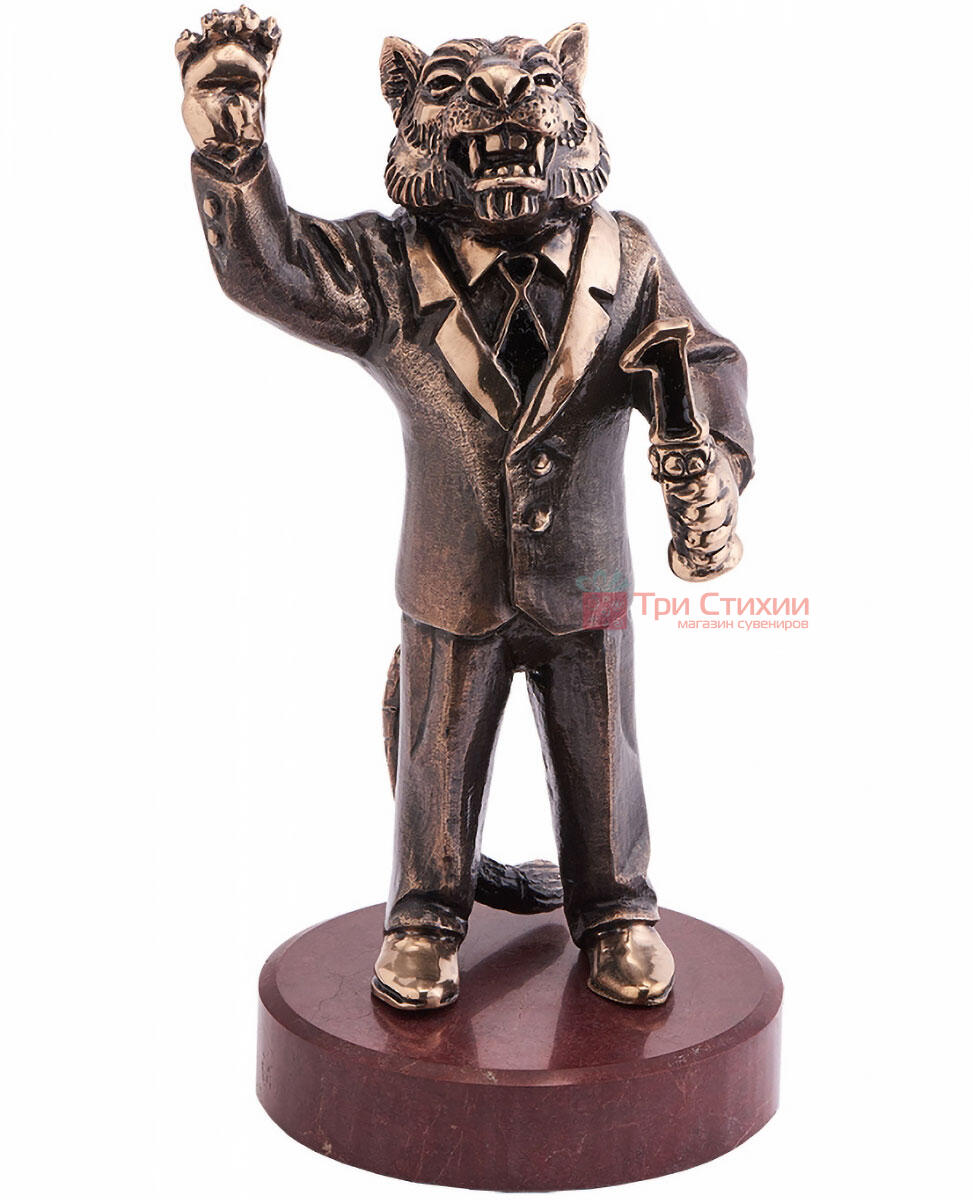 Статуетка з бронзи «Лідер» Vizuri (Візурі) B03, фото