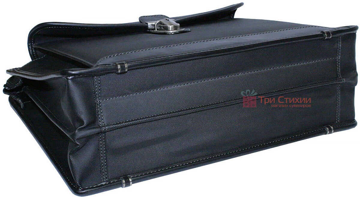 Портфель Tony Perotti Cartelle Supreme 8578 nero Черный, фото 4