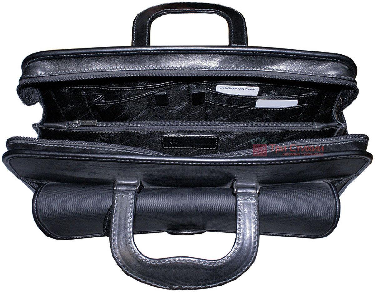 Портфель Tony Perotti Cartelle Supreme 8578 nero Черный, фото 5