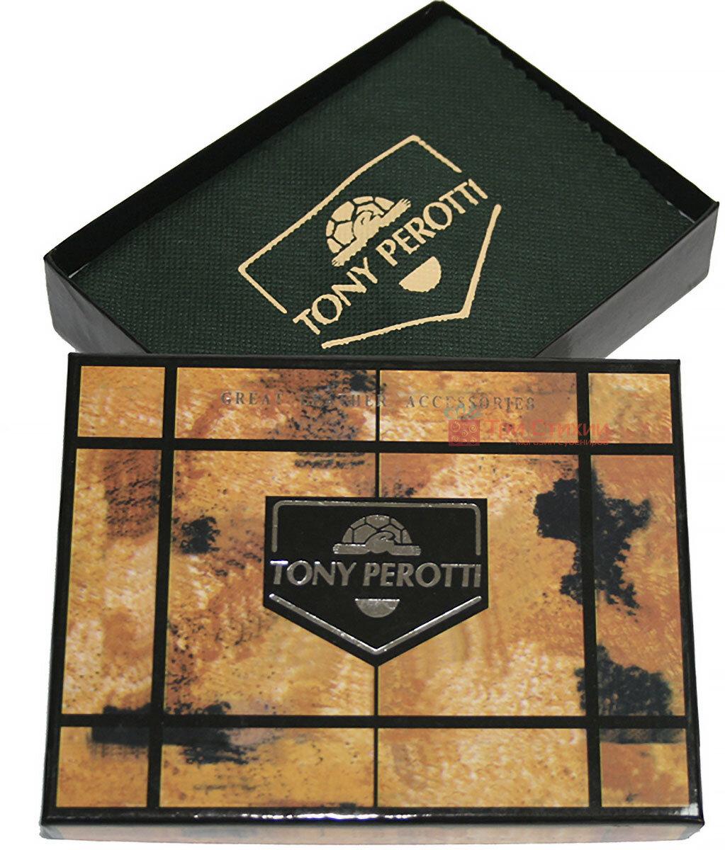Ключниця Tony Perotti Italico 359-it nero Чорна, Колір: Чорний, фото 6