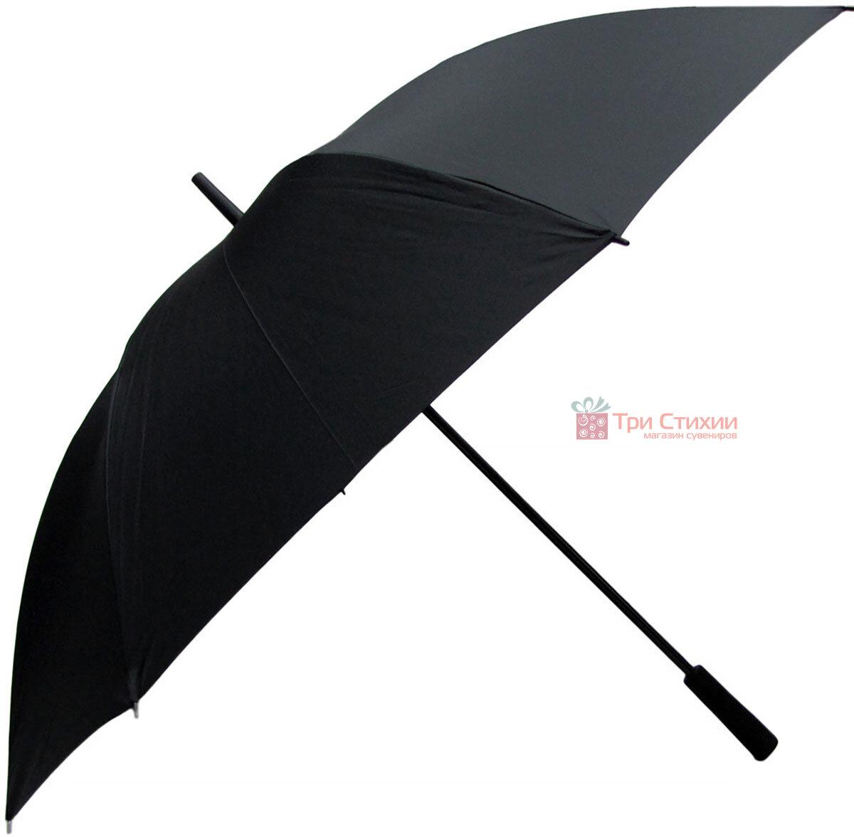 Зонт-трость Doppler ZERO XXL 71963DSZS механический Черный, фото 3