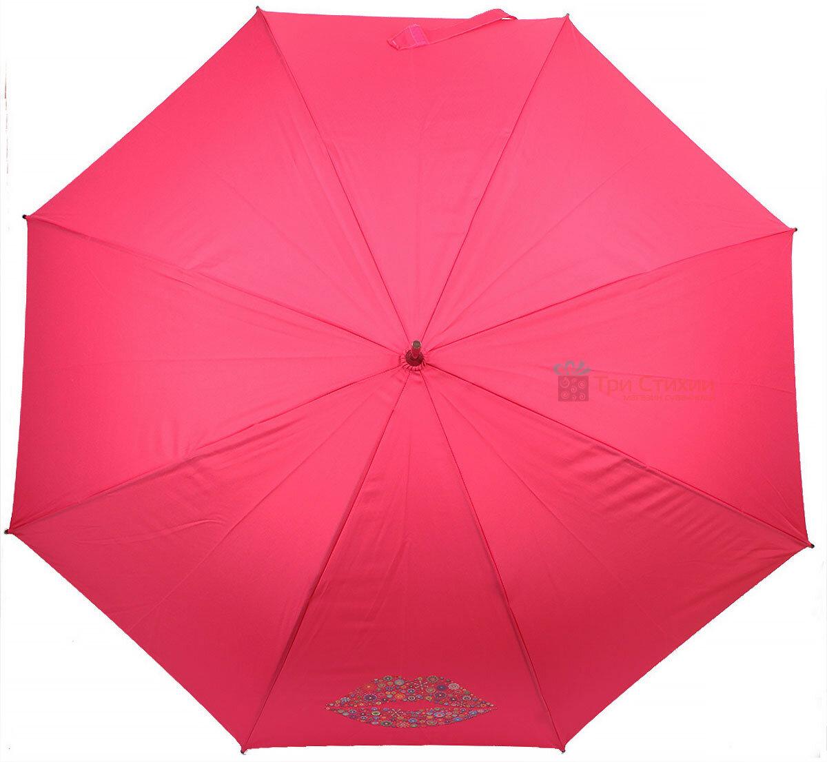 Зонт-трость Doppler полуавтомат 740765Кiss-1 Красный, Цвет: Красный, фото 2