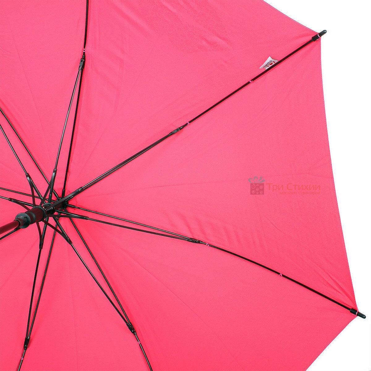 Зонт-трость Doppler полуавтомат 740765Кiss-1 Красный, Цвет: Красный, фото 3