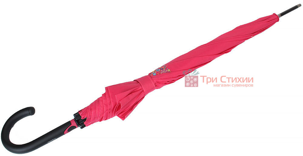 Зонт-трость Doppler полуавтомат 740765Кiss-1 Красный, Цвет: Красный, фото 4