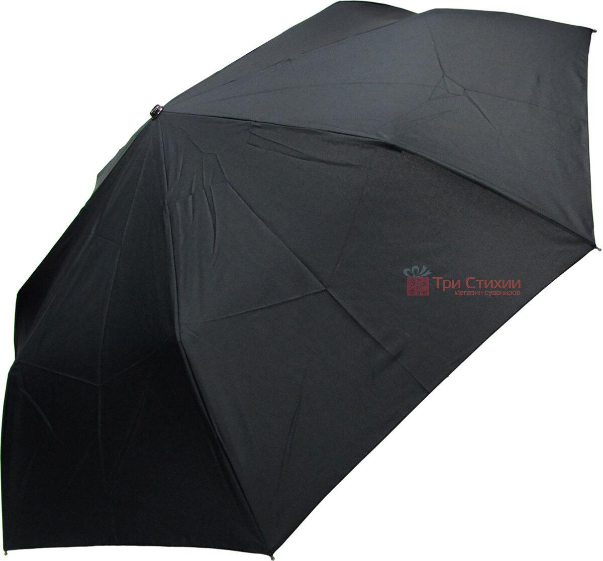 Зонт складной Doppler XM 74366N полный автомат Черный, фото 2