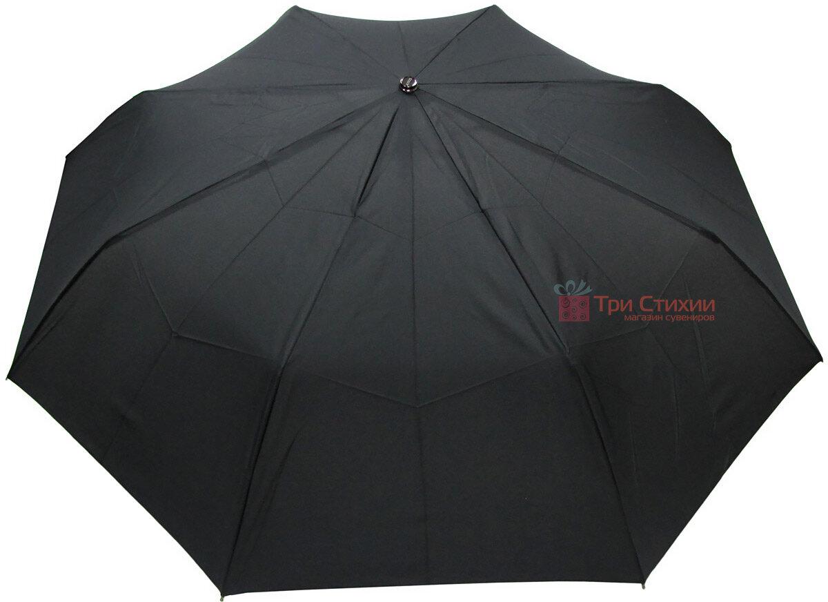 Зонт складной Doppler XM 74366N полный автомат Черный, фото 3