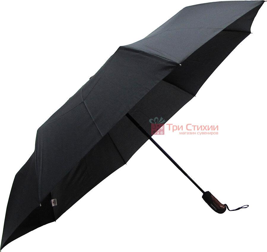 Зонт складной Doppler XM 74366N полный автомат Черный, фото