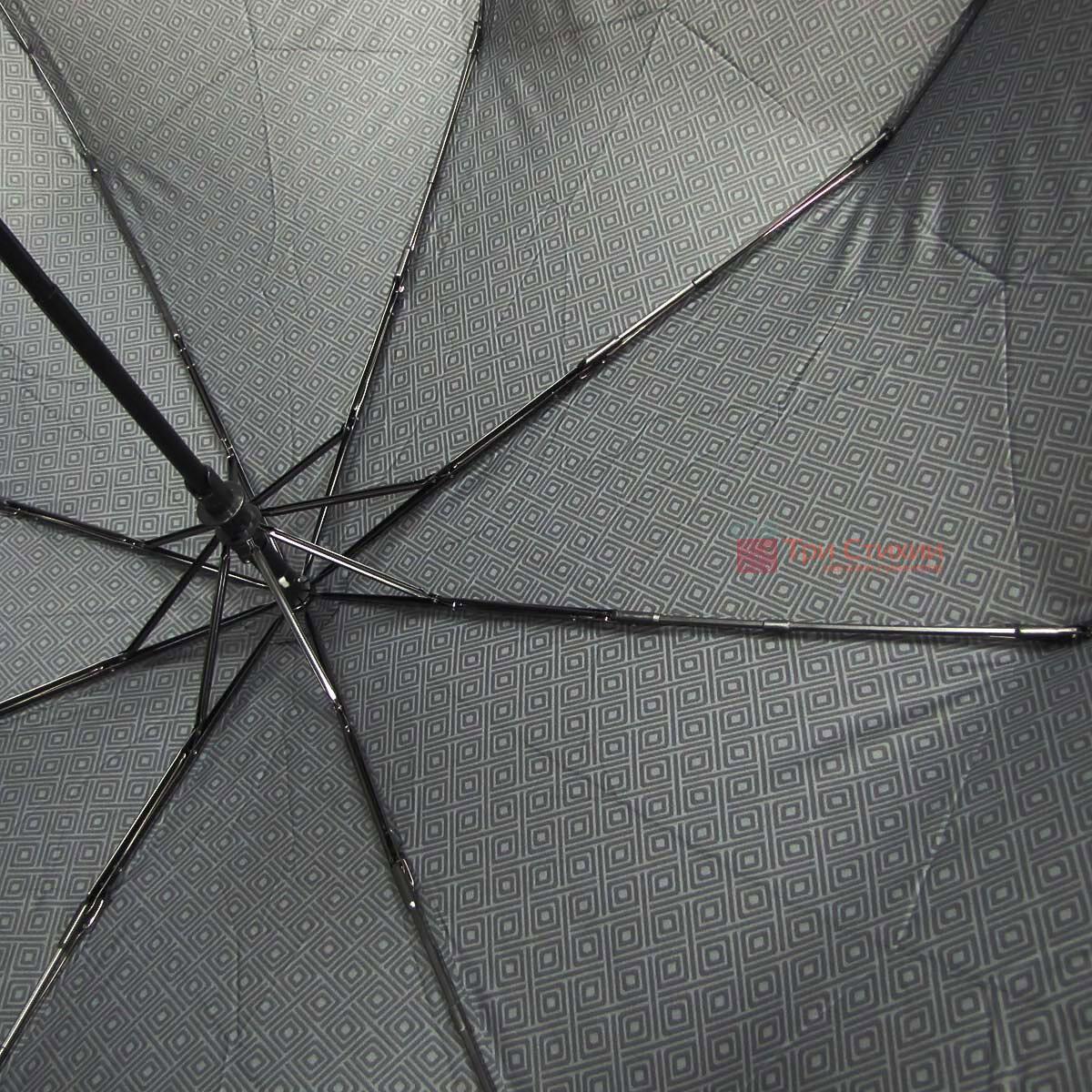 Зонт складной Doppler XM 74367N-2 полный автомат Ромб, фото 4