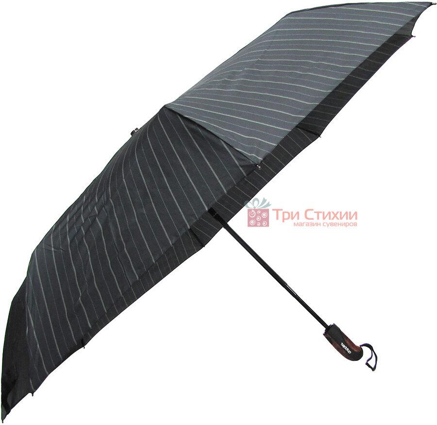 Зонт складной Doppler XM 74367N-4 полный автомат Широкая полоска, фото