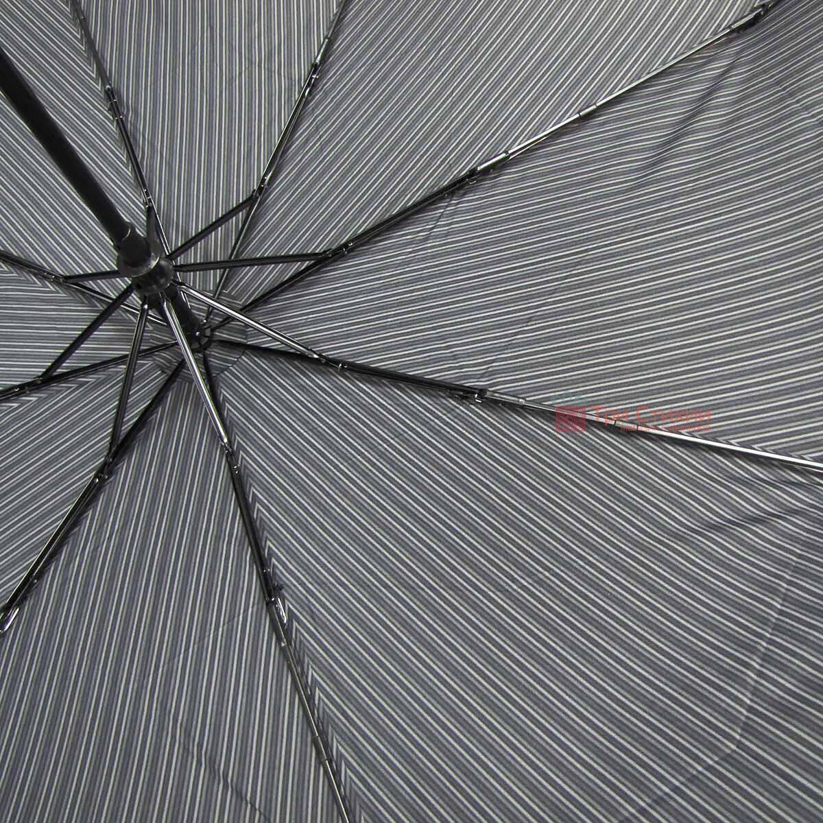 Зонт складной Doppler XM 74367N-5 полный автомат Узкая полоска, фото 4