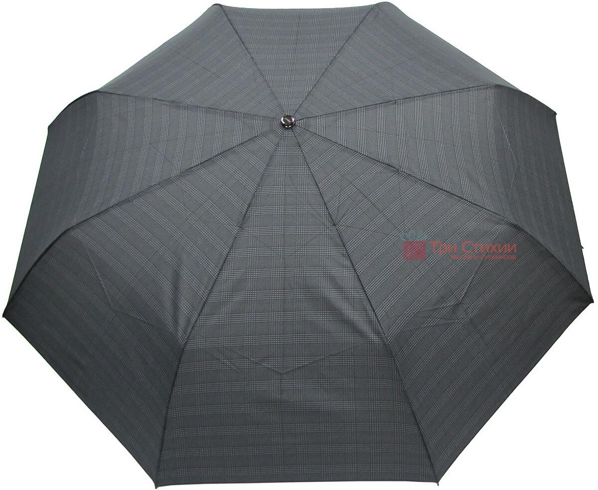 Зонт складной Doppler XM 74367N-6 полный автомат Крупная клетка, фото 3